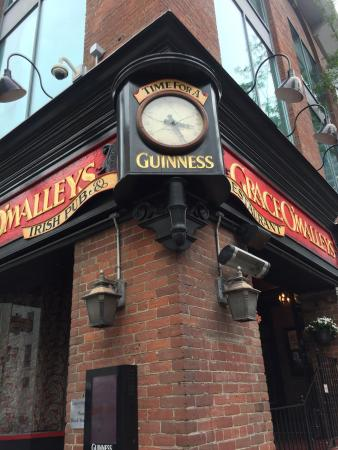 Grace O'Malley's Irish Pub and Restaurant