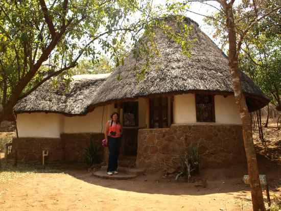 Rumphi, Malawi : Our hut - really nice place to stay