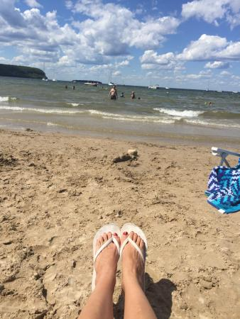 Door County, WI: Fish boils, beaches, sunset beach and more!!!