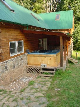 Photo of Hillbilly Haven Log Cabin Rentals Roanoke