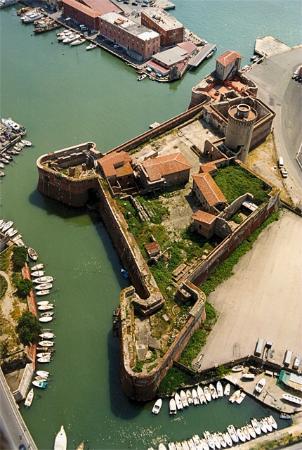 Fortezza Vecchia: La Fortezza vista dall'alto