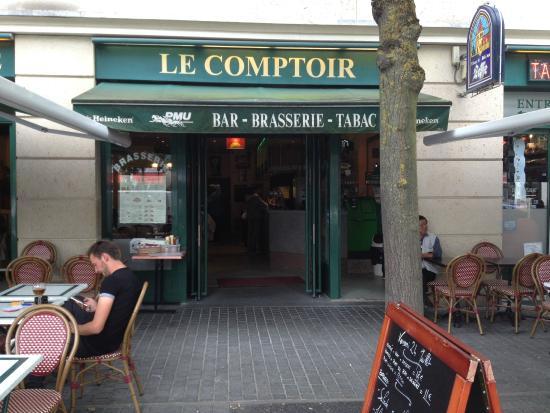 Le comptoir chessy restaurant avis num ro de t l phone - La table de chessy ...