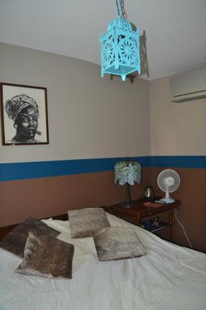 Peniche Amboise: Notre chambre Isatis