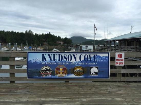Sign foto di ketchikan salmon fishing ketchikan for Ketchikan salmon fishing