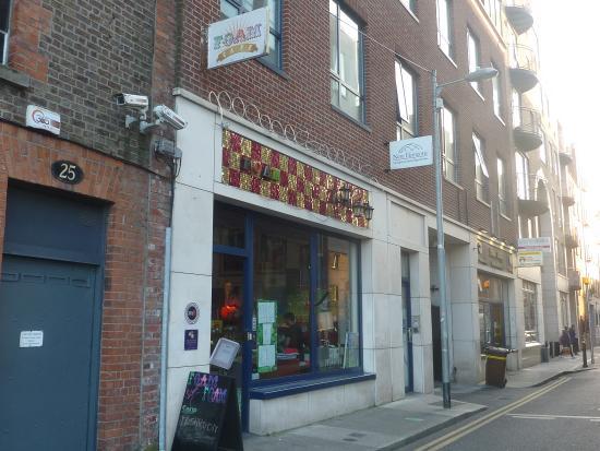 Foam Cafe and Gallery: Foam Cafe