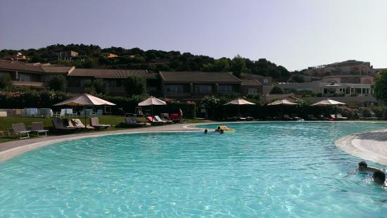 Chia Laguna - Hotel Village: Beautiful pool