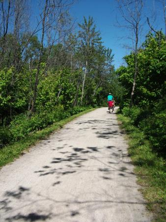 Coastal Trails at Rimouski River
