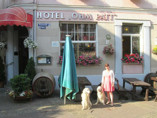 Boppard Hotel Ohm Patt: Outside