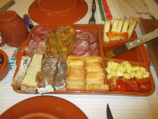 Meet&Taste Portugal: Entradas