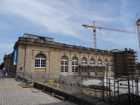 Musée royal de l'Afrique centrale : Musée fermé