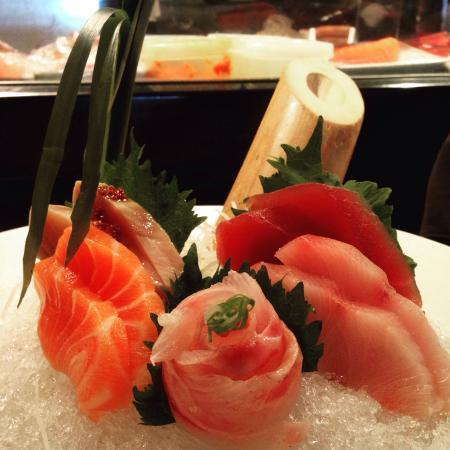 fukuda sushi: lunch set