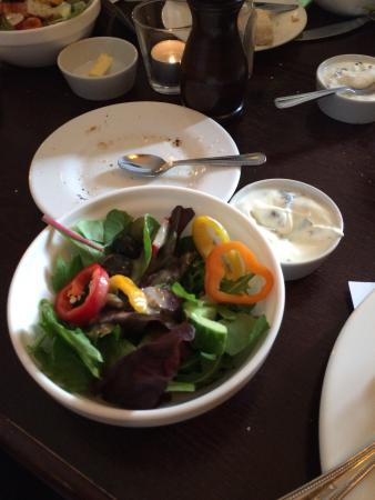 D'arcys at the station: Gorgeous Food in lovely location