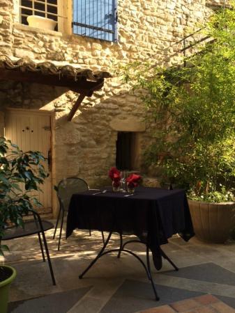 La Fête en Provence: Restaurant
