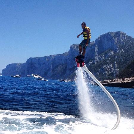 Flyboard Sardinia: Flyboard Sardinia