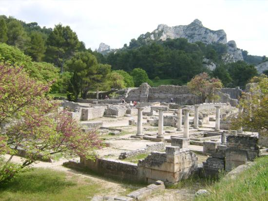 le site de glanum picture of site archeologique de glanum saint remy de provence tripadvisor. Black Bedroom Furniture Sets. Home Design Ideas