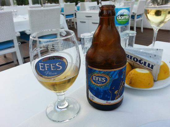 La Filika: Beer and mezze