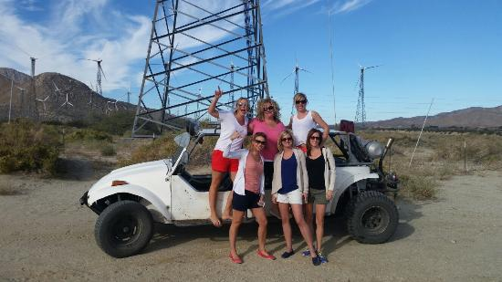 California Desert, CA: Dune Buggy Tours
