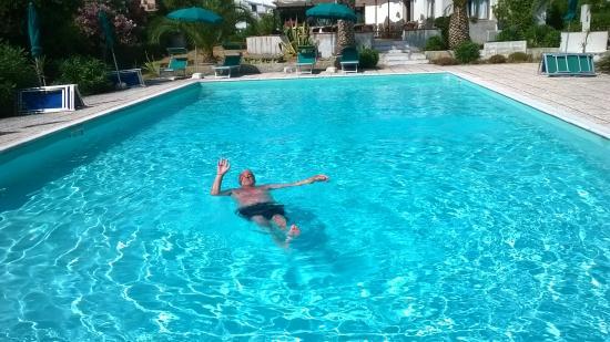 Albergo Romana: relax