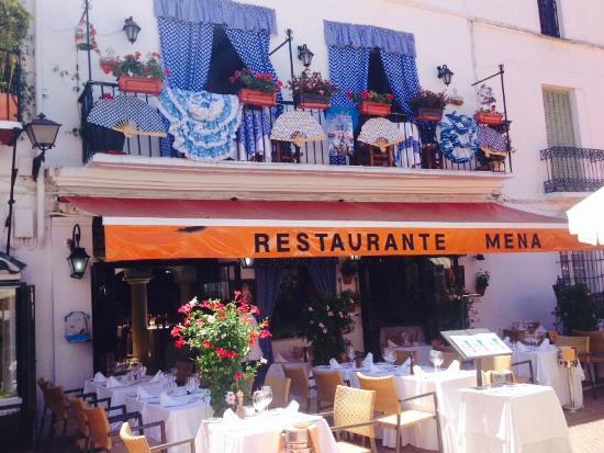 Restaurante Mena