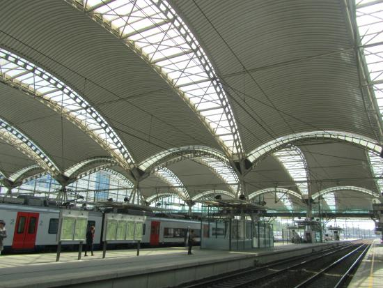 Leuven Train Station