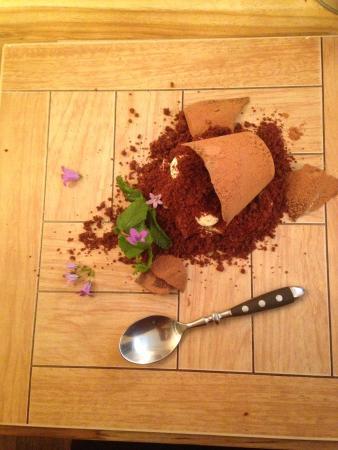десерт мамин любимый цветок фото