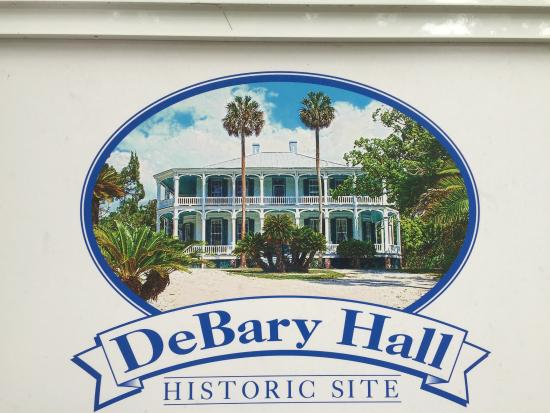 ‪DeBary Hall Historic Site‬