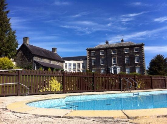 Pennal, UK: The Spa Plas Talgarth