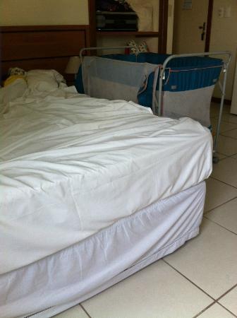 Hotel Balneário Cabo Frio: Berço disponibilizado