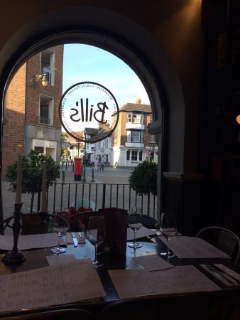 bills restaurant horsham west sussex