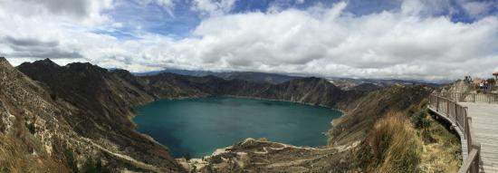 CarpeDM Adventures - Day Tours: Top of Quilatoa