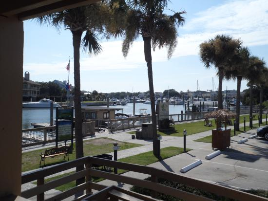 The Dockside: Marina At Isle of Palms, SC