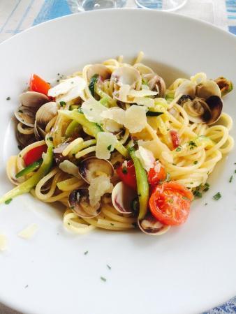 La Vongola: Lo Spaghettone!