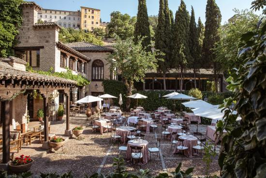 Hacienda del Cardenal Restaurant