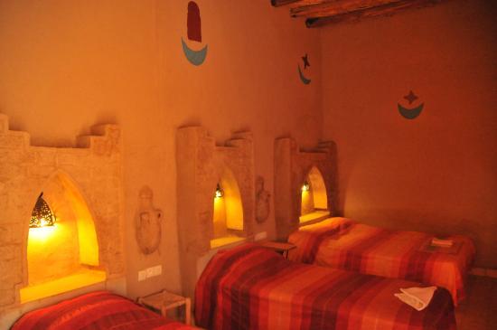 أوزينا, المغرب: Zimmer