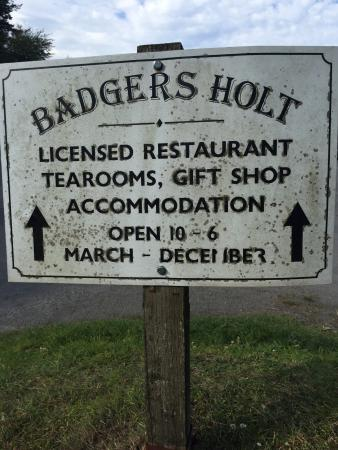 Badgers Holt: photo0.jpg