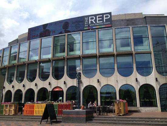 ‪The Birmingham Repertory Theatre Ltd.‬