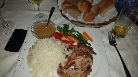 Il Patio - The Italian Restaurant: Beautiful place with delicious food..