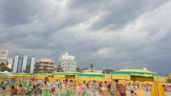 Porto d'Ascoli, อิตาลี: Stabilimento Balneare Paradise Beach