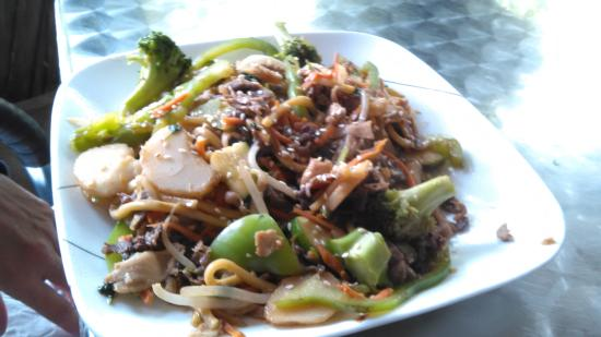 New Mongolian BBQ