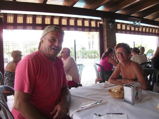 Esperanza Hostal: Salon Comedor del Hostal