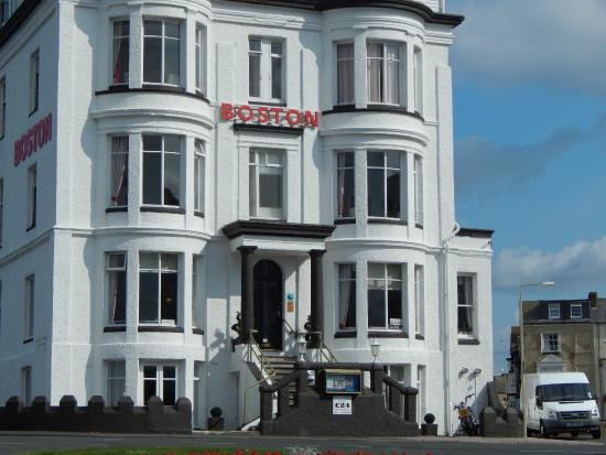 Frontage Picture Of Boston Hotel Scarborough Tripadvisor