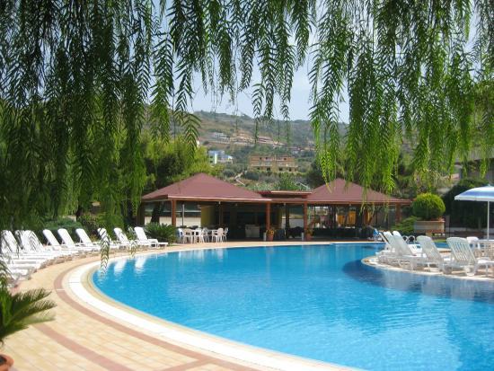 Hotel Delle Canne: piscina stupenda
