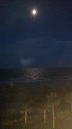 South Wind On The Ocean: Southwind by moonlight
