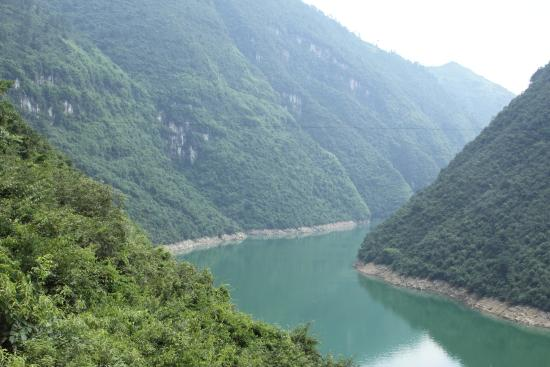 Furong River Scenic Area: From cable way