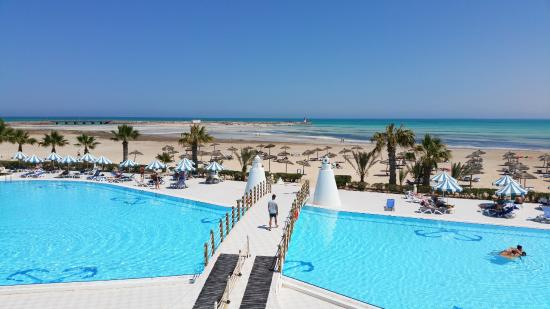 Picture of hotel bravo djerba djerba island for Hotels djerba