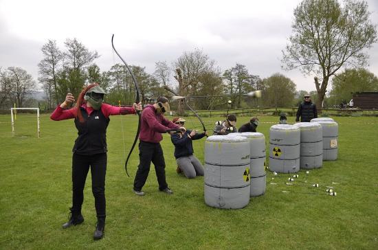Battle Archery Ltd: Defend your base!