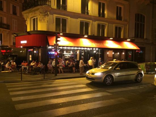 Restaurant Rouge Bis Paris