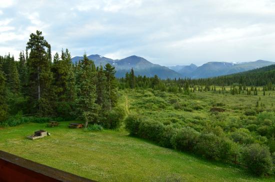 Bear Paw Ranch Resort : Bear Paw Balcony View