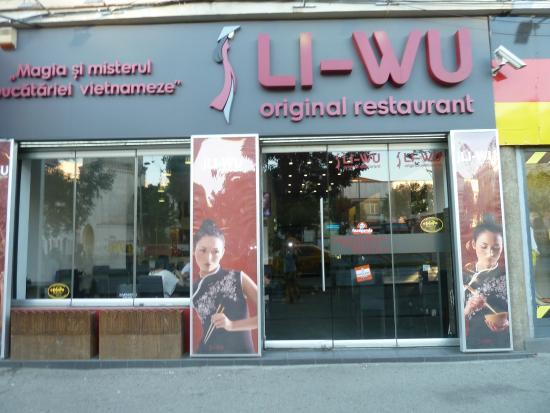 Restaurant Li Wu Unirea Picture Of Restaurant Li Wu Unirea