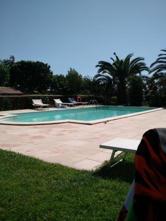 Agriturismo Barbadoro: La splendida piscina